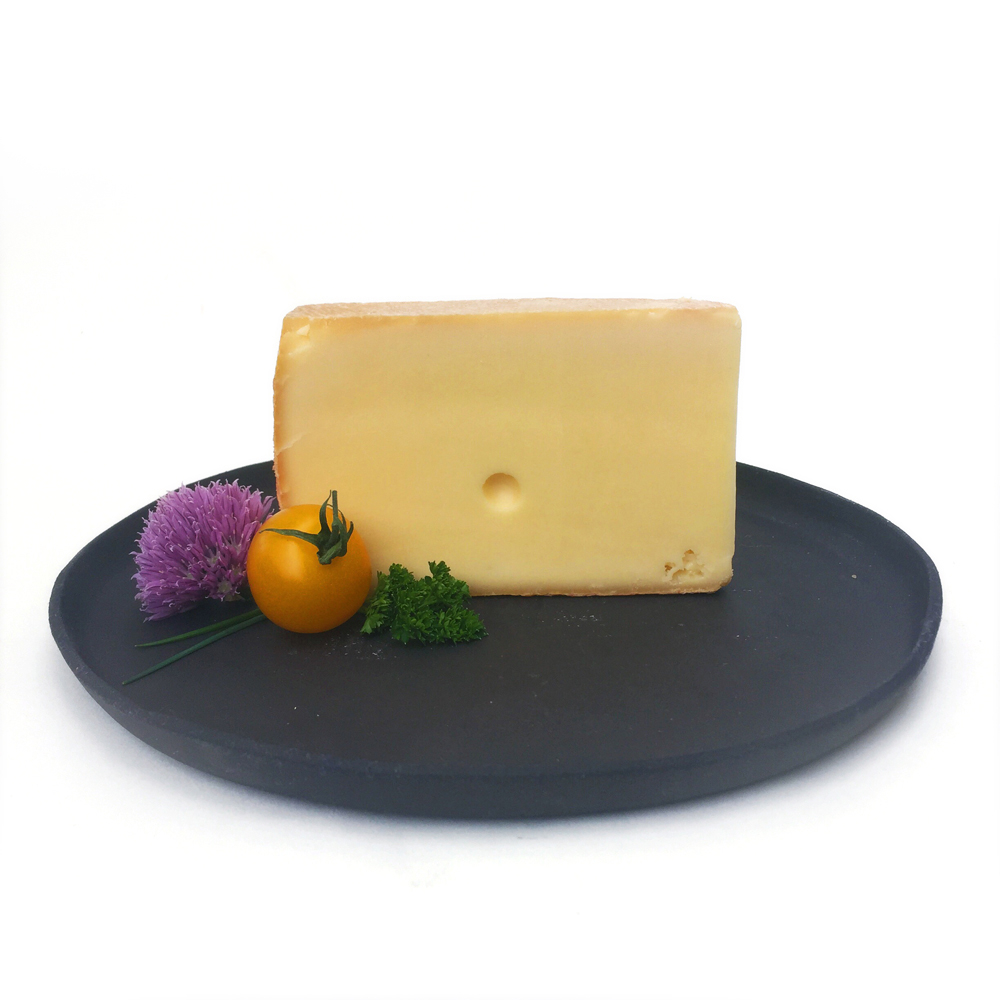 Alpesi sajt - natúr