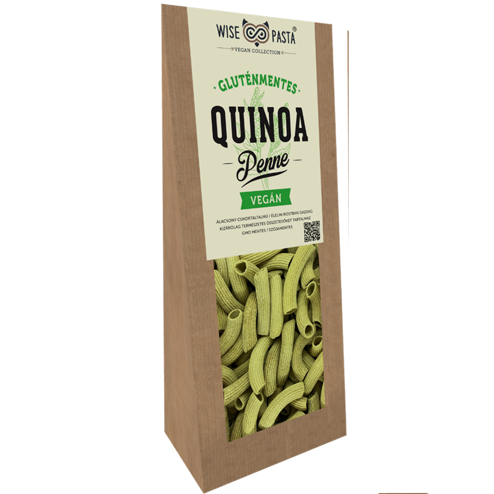 Wise quinoa penne