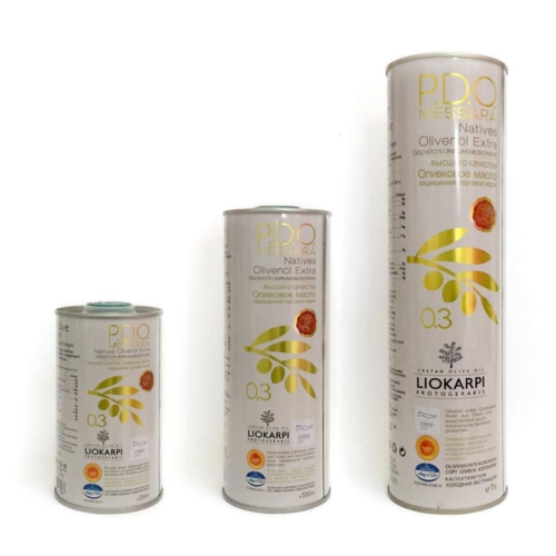 Kép 2/2 - LIOKARPI  hidegen sajtolt extra szűz olivaolaj -500 ml